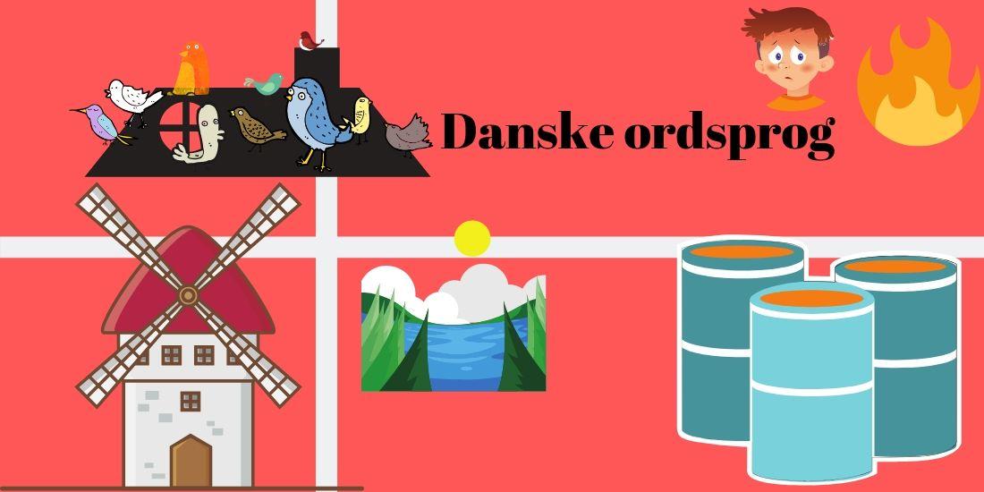 De 10 mest kendte danske ordsprog