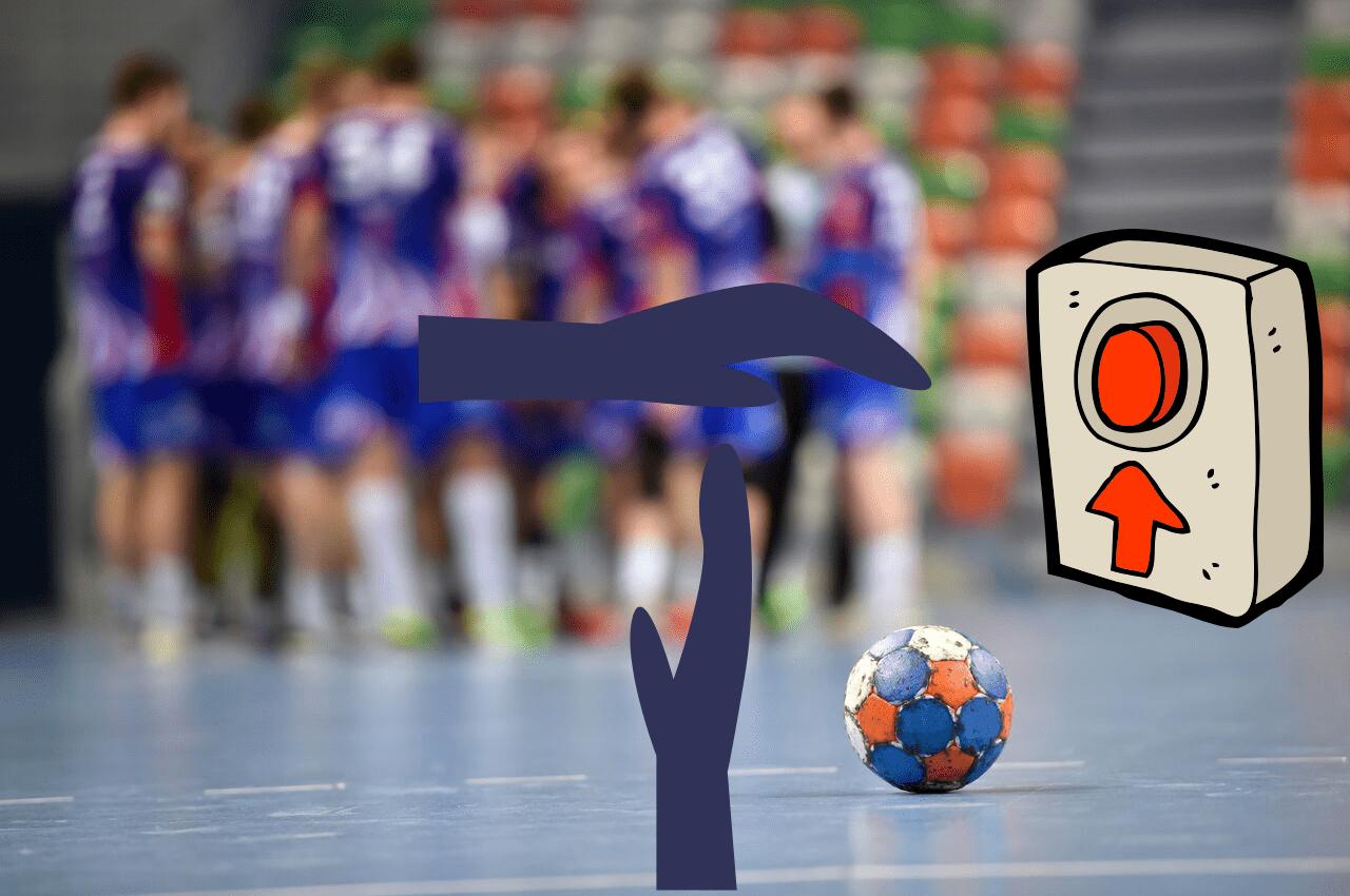 Ny timeout-regel i håndbold skaber forvirring [Sådan er den]