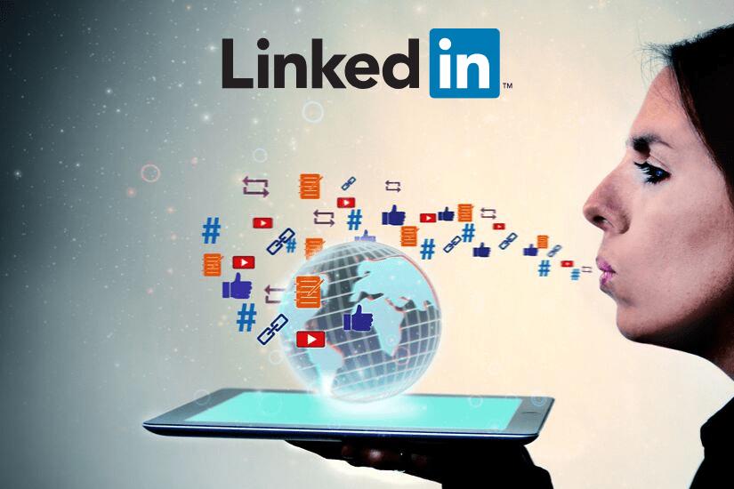 Hvad kan man bruge LinkedIn til?