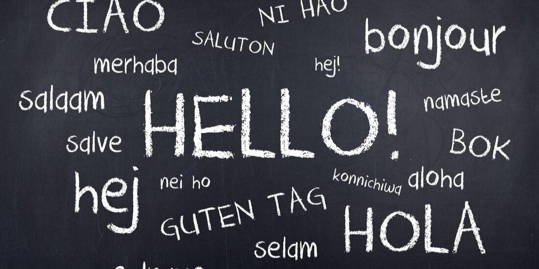 Lær at sige hej på 41 forskellige sprog