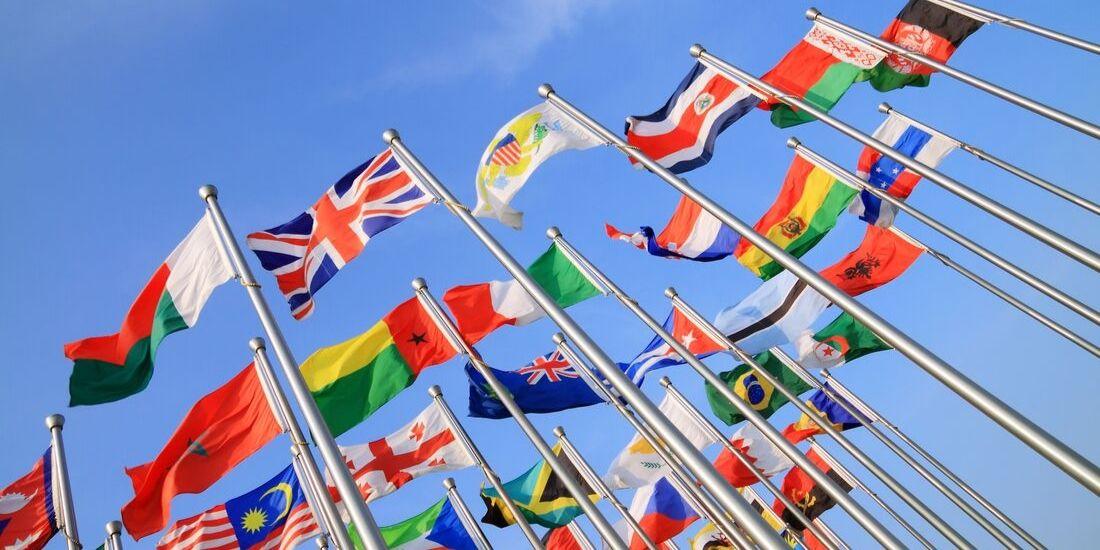 Top 10: Verdens mest talte sprog