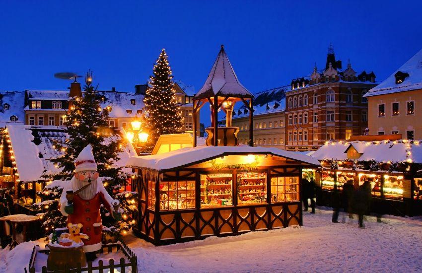 Julemarkeder i hele Danmark