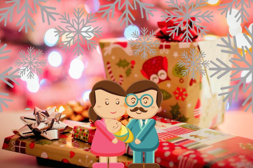 Julegaver til mor og far [Se 10 gode forslag]
