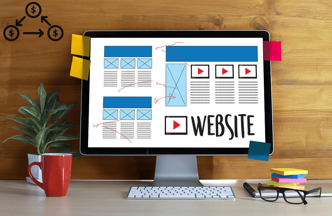 Kan man leve af at lave hjemmesider? Sådan kan du tjene penge