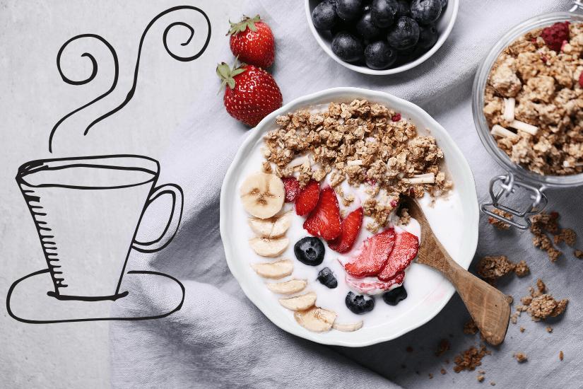 Sund morgenmad til vægttab