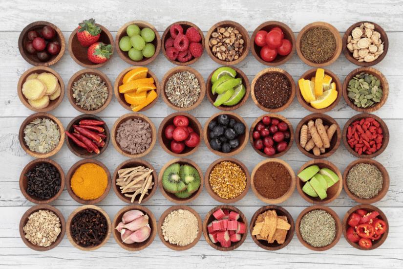 Superfood liste