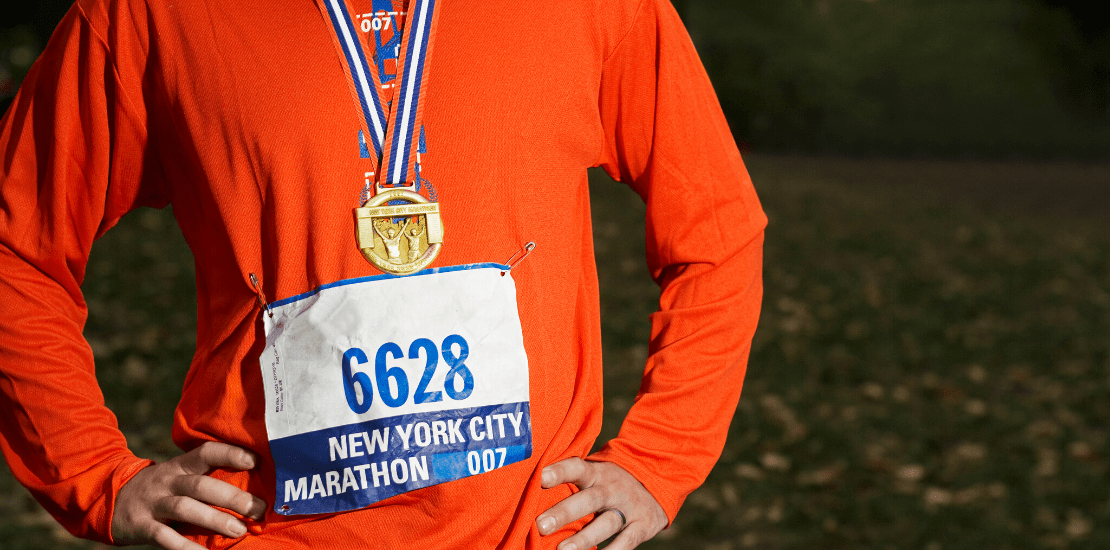 Løb maraton uden træning (Kan man det?) Vi har undersøgt nærmere