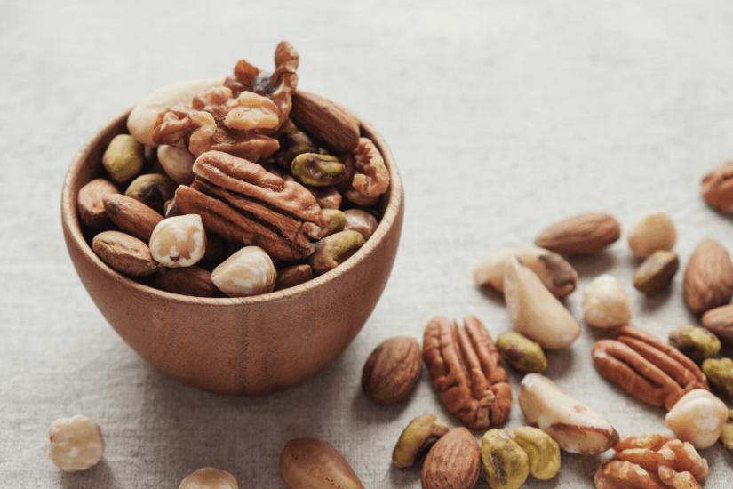 Her er de fem sundeste nødder