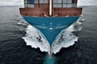 Maersk forbedrer Asien-Europa-netværk
