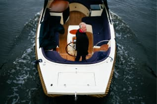 Hvor stor båd må man sejle med duelighedsbevis?