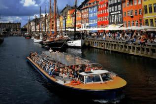 København vil have miljøvenlige kanalfærger
