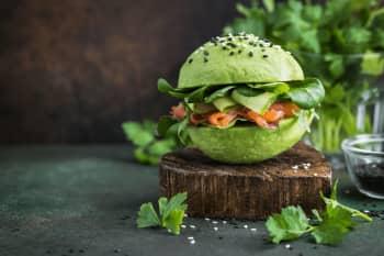 Sund Burger [Få idéer til en Fitness Burger]