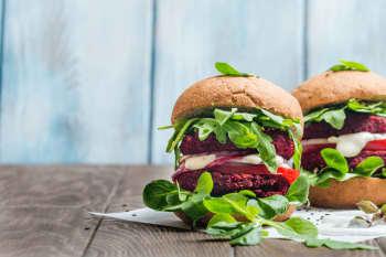 Vegansk Burger Opskrift