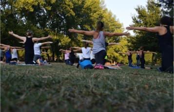 Øg produktiviteten med motion på arbejdet