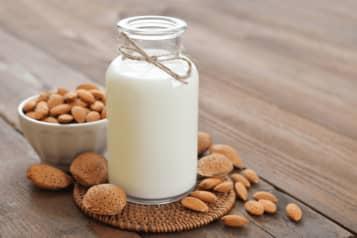Er mandelmælk godt for miljøet?
