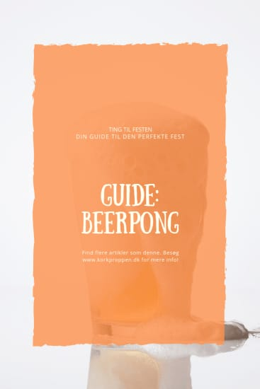 Guide: Beerpong