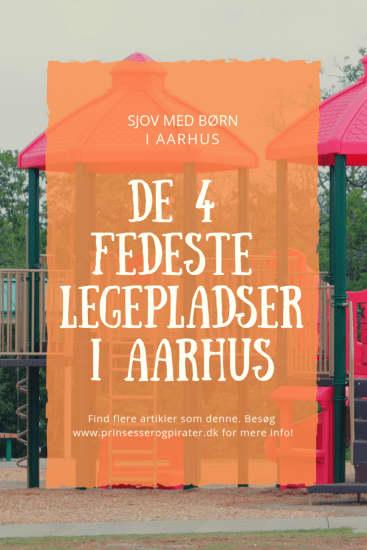 De 4 fedeste legepladser i Aarhus