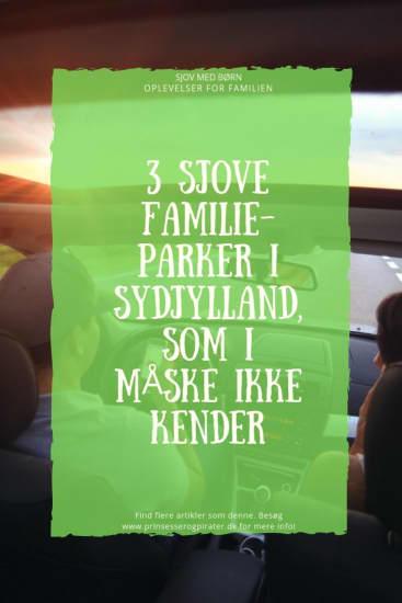 3 sjove familieparker i Sydjylland, som I måske ikke kender