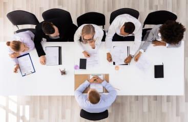 12 gode råd til jobsamtalen