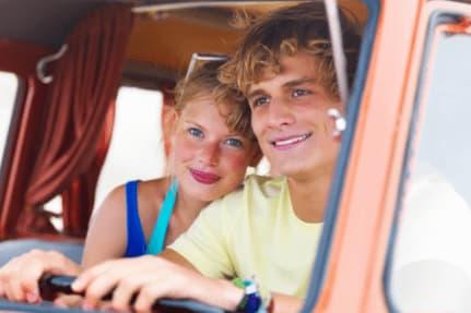 Top 10: Mad til børnene når i er på farten
