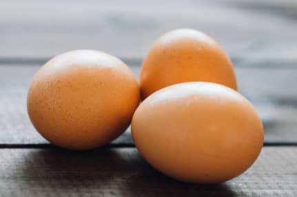 Sådan tjekker du, om dine æg er friske