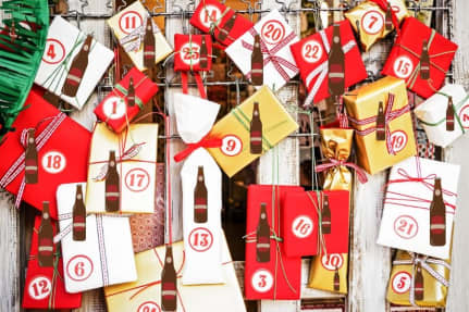Lav din egen specialøl-julekalender