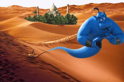 Aladdin: Kan Will Smith skabe magi?