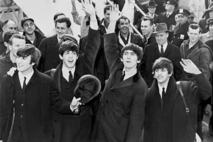 Er Ariana Grande større end The Beatles?