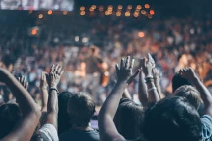Orange Scene på Roskilde Festival åbnes med ny happening
