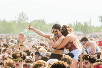 De fedeste, danske festivaler