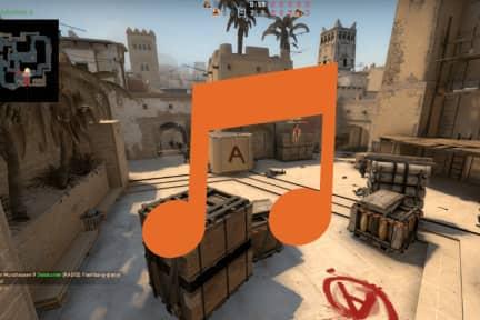 Musik i Counter-Strike: EZ4ENCE - Har du den også på hovedet?
