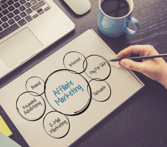 Hvor meget kan man tjene på affiliate?