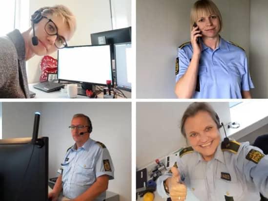 4 nye borger-rådgivere til midt- og vestjylland