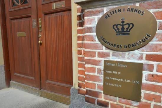 5 Bandemedlemmer fik dobbelt straf i Aarhus