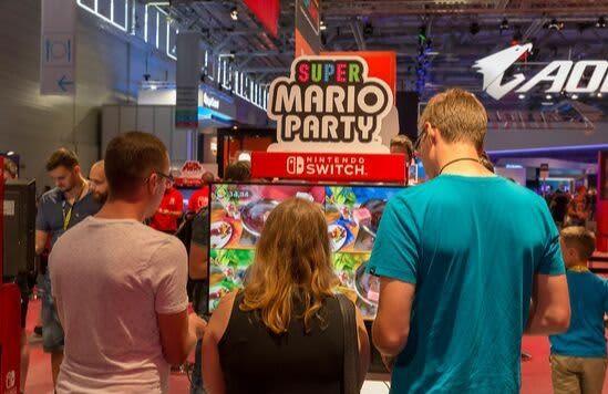 De bedste karakterer i Super Mario Party