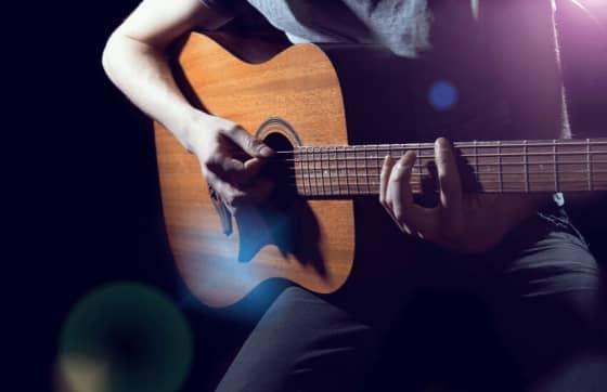20 gode begynder sange på guitar
