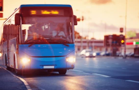 Aabenraa i million-mangel: 75% af bybusser kører ikke i weekenden