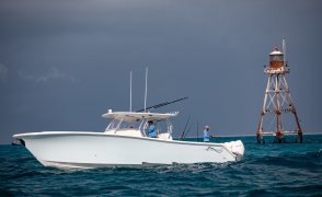 BlackWater - 41' SportFish