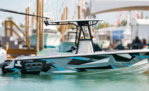 Reef Runner Boats 23