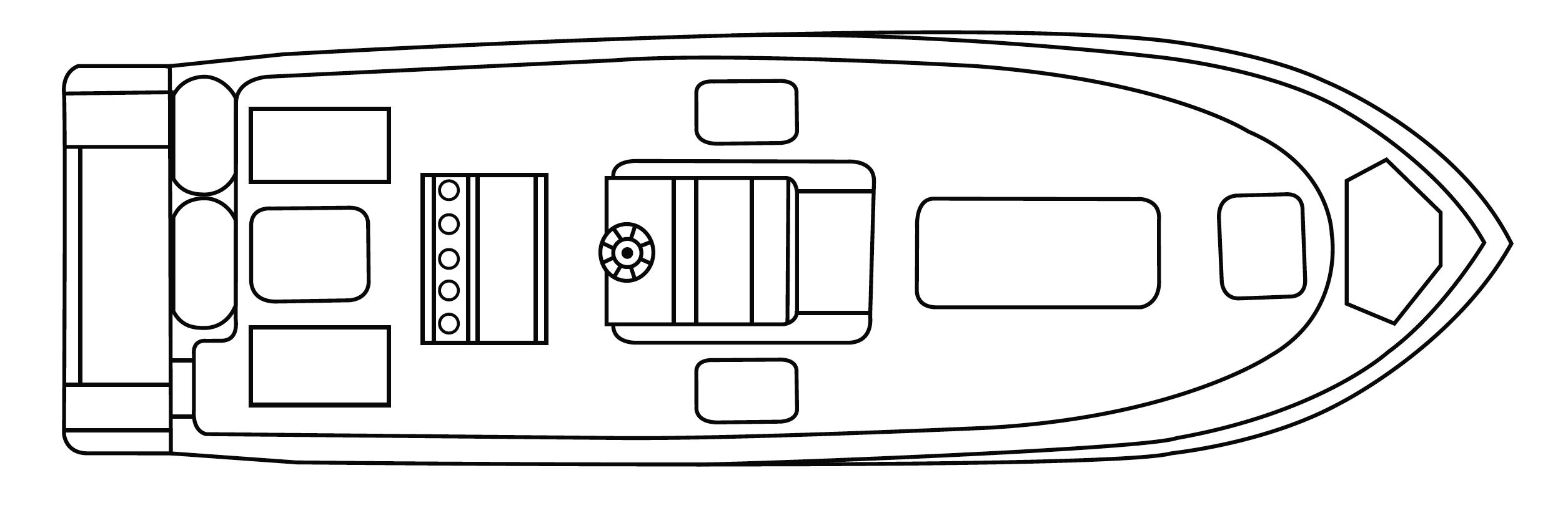 Sea-Lion Boats 34'