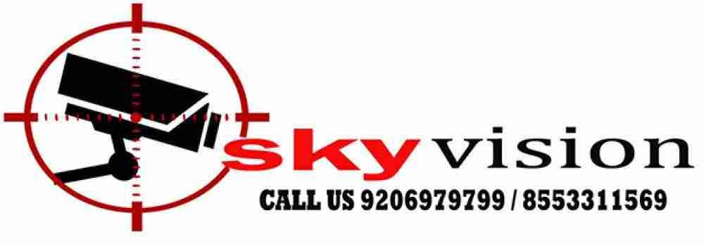 Sky vision Logo