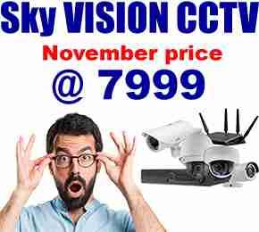 CCTV Cameras In Bangalore Price November
