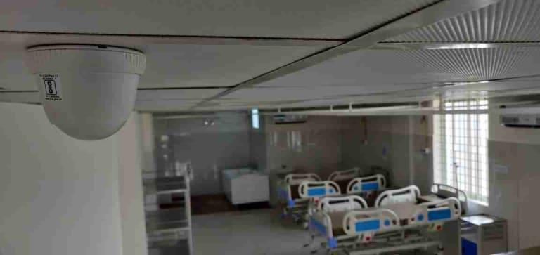 CCTV Cameras Near koshys hospital ramamurthy nagar Fixed  By Sky vision CCTV