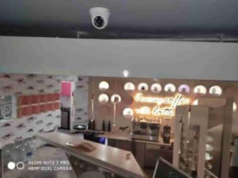 CCTV In ESPERANCE CAFE jayanagar Bangalore Bengaluru, Karnataka