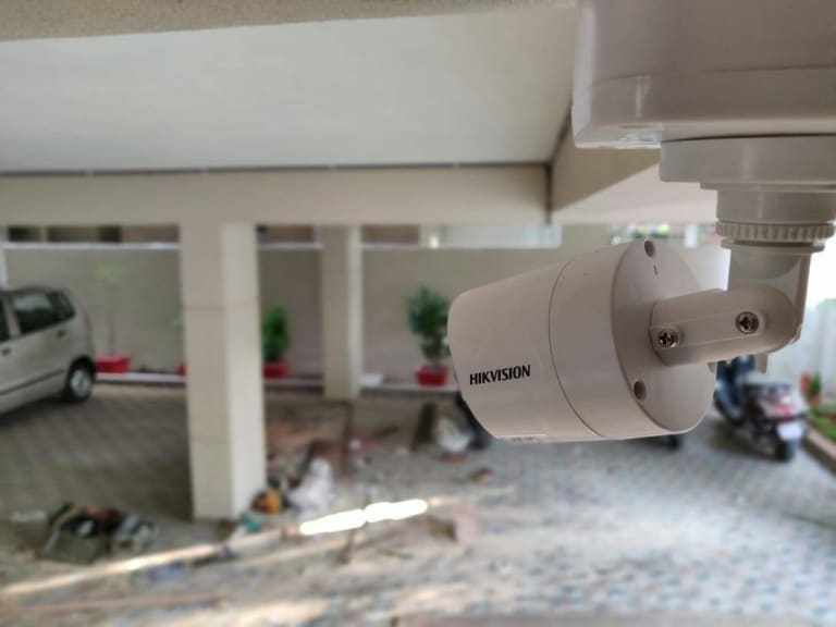 To fix in apartment. What is the cost of the CC Camera IN 2020 BLR | Bangalore