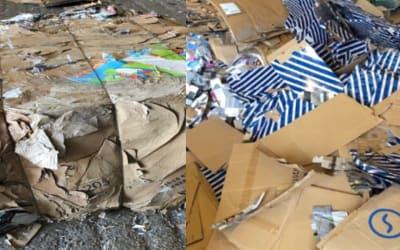 Is Cardboard a Waste Stream or a Recycling Stream?
