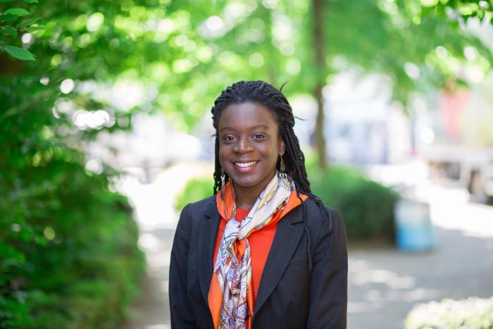 Eunice Yahuma