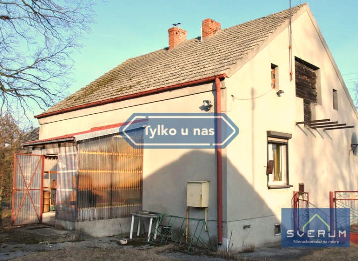 Dom Wanaty gmina Kamienica Polska