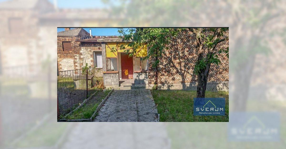 Dom w  Myszkowie: dzielnica Mrzygłódka