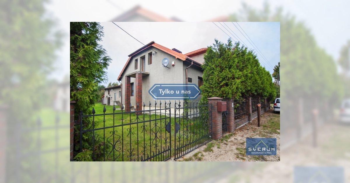 Dom jednorodzinny w miejscowości Garnek.